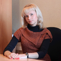 Бажанова Марина Игоревна